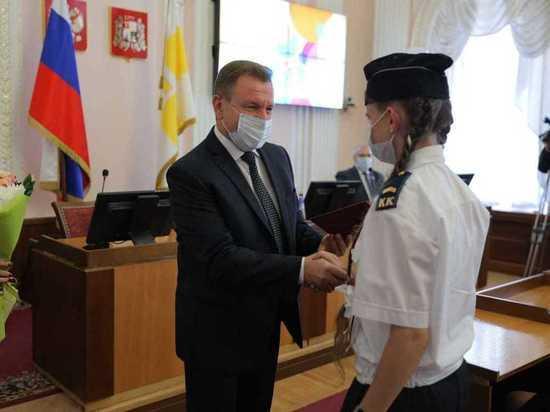 Названо число именных стипендиатов главы города Ставрополя