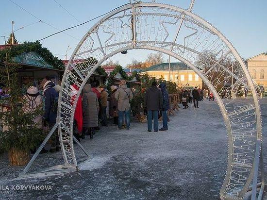 Стало известно, как обустроят площадь Кирова на новогодние праздники