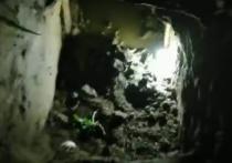 Подземный ход, с помощью которого шестеро заключенных колонии в Махачкале выбрались на свободу, скорее всего, существовал ранее