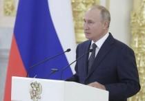 Из многочисленных конспирологических версий, витавших вокруг встречи Владимира Путина с полным составом Совета Федерации, не сбылась ни одна