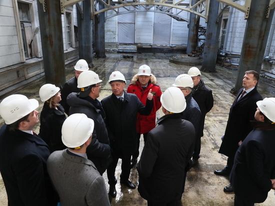 Президент жестко поторопил власти Петербурга с ремонтом Консерватории