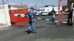 Правозащитники Дагестана приехали в колонию, откуда сбежали заключенные