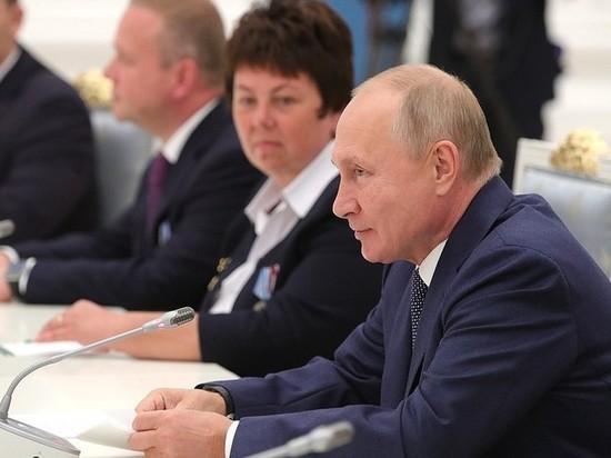 """Путин объяснил работу блока """"Авангард"""" эффектом эскимо: """"летит и плавится"""""""