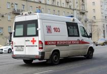 Ветеран боевых действий госпитализирован с ножевым ранением в одну из столичных больниц