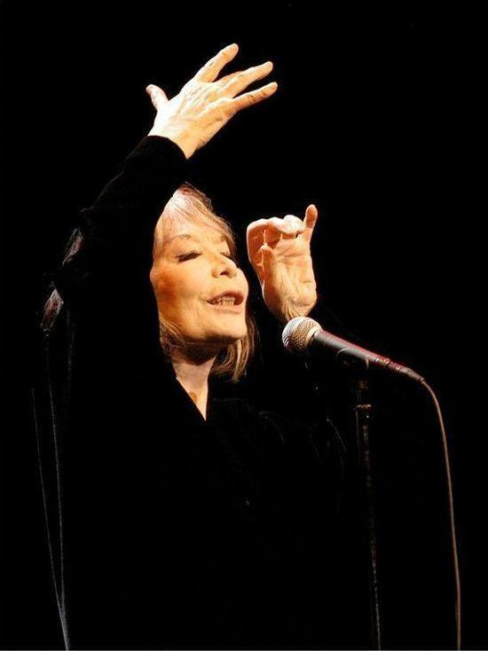 Певица и актриса Жюльетт Греко скончалась во Франции