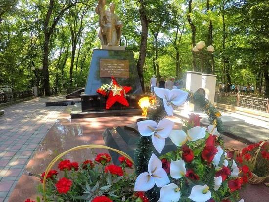 Год памяти и славы в Железноводске отметят открытием мемориального терренкура
