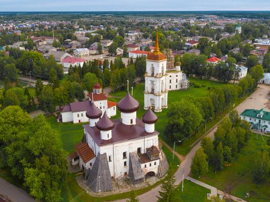 Архангельский город Каргополь официально признан одним из самых красивых в России