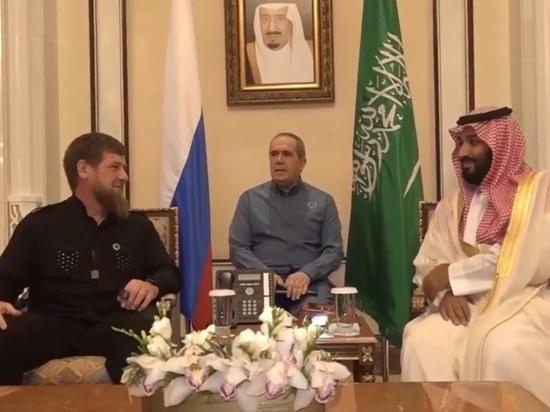 Рамзан Кадыров рассказал о связи Чечни с Саудовской Аравией
