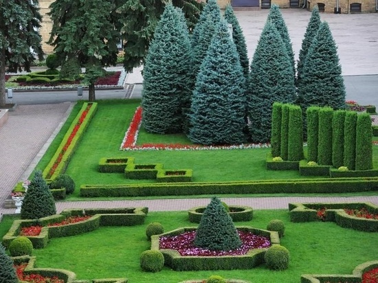 Ставропольские цветники померились креативностью и изысканностью