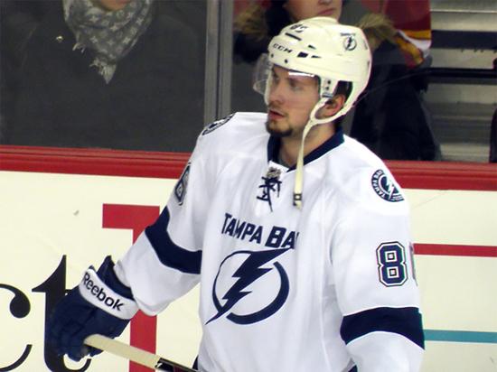Кучеров побил рекорд по результативным передачам среди россиян в плей-офф