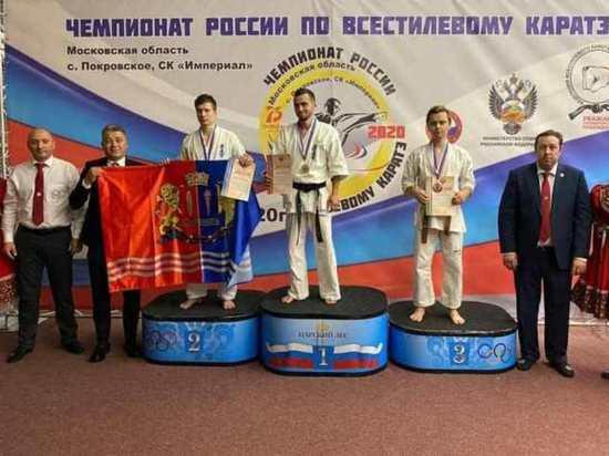Каратисты из Ивановской области завоевали несколько медалей на турнире в Подмосковье