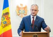 Игорь Додон является политиком с наибольшим уровнем доверия сограждан