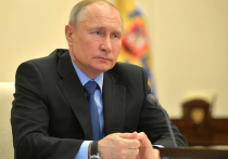 Президента России Владимира Путина выдвинули на Нобелевскую премию мира