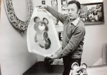 В июле не стало замечательного детского художника, карикатуриста, автора олимпийского мишки Виктора Чижикова