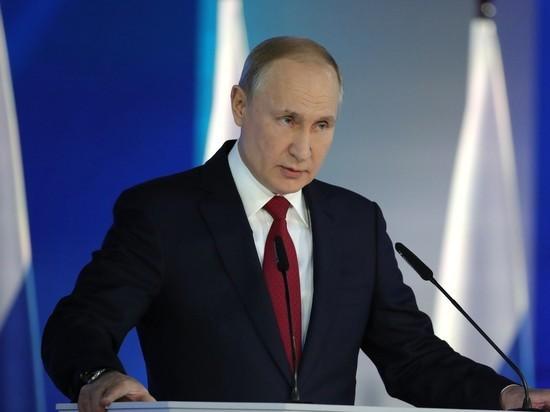 Писатель Комков объяснил, зачем выдвинул Путина на Нобелевскую премию мира