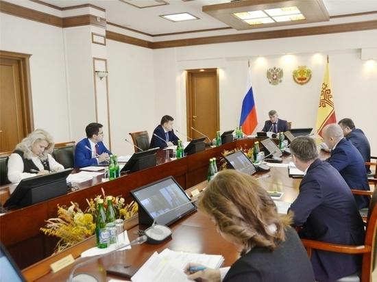 Олег Николаев сформировал новое правительство Чувашии
