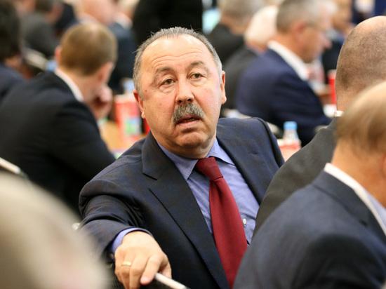 Валерий Газзаев призвал отменить лимит и расширить РПЛ
