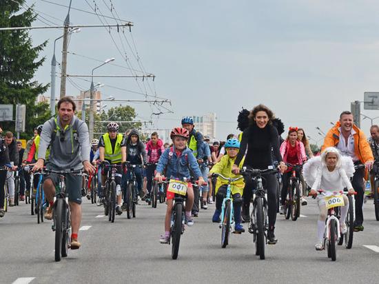 Жители Абакана смогут совершить велопробег семьями