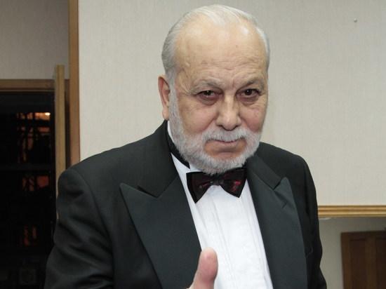Отца Филиппа Киркорова госпитализировали в Москве