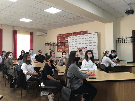Студенты в Пятигорске поучаствовали в форуме на тему проектного управления