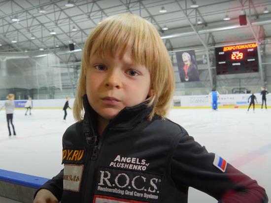 Сын Плющенко и Рудковской попросил Путина о защите
