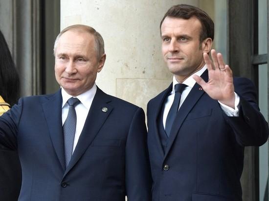 Представитель МИД Франции сообщил о том, что начато расследование после публикации СМИ подробностей о переговорах президентов Франции и России Эммануэля Макрона и Владимира Путина, в частности, об инциденте с оппозиционером Алексеем Навальным