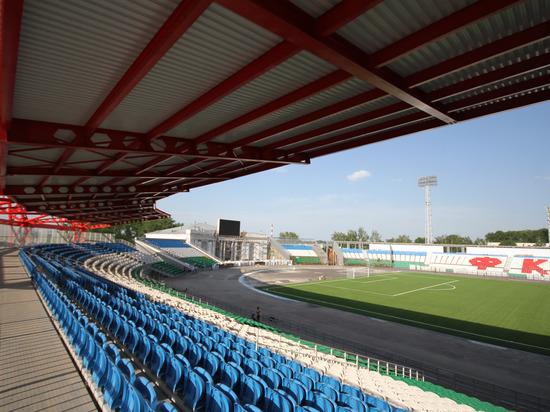 Футбольный стадион в Уфе могут построить на условиях концессии