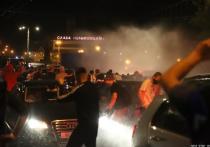 Член координационного совета оппозиции Белоруссии Сергей Дылевский назвал закономерными нападения на силовиков в ходе акций протеста, но не одобрил их