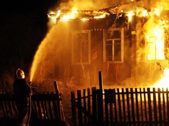 Забайкалец сжег двух должников заживо из-за 3 тысяч рублей