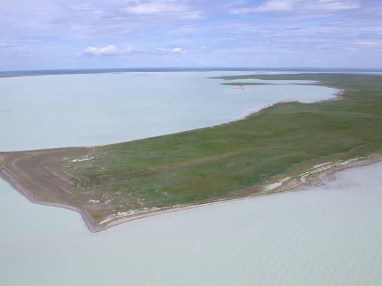 Озеро Барун-Торей в Забайкалье наполнится впервые за 11 лет