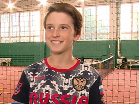 Теннисист из Иванова победил в двух турнирах, прошедших в Крыму