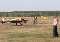 На аэродроме Дракино сегодня последний день 29 чемпионата России по самолётному спорту.
