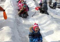 Жители Нового Уренгоя предлагают места для строительства снежных горок
