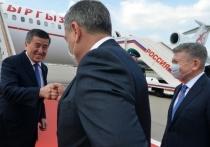 Президент Кыргызстана покидает страну на несколько дней