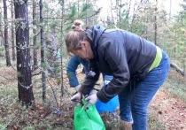 «Спасибо за чистую тундру»: жители Пуровского района выходят на субботники