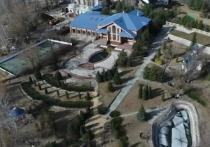Киркоров иронично отреагировал на жалобы на свой роскошный особняк