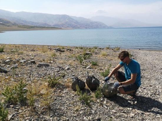 Кыргызстан задыхается от бытовых и строительных отходов