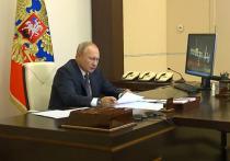 Россияне стали больше доверять Владимиру Путину на посту президента в сравнении с августом