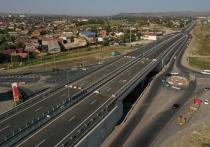 Транспортную развязку «Магас»построили в Ингушетии