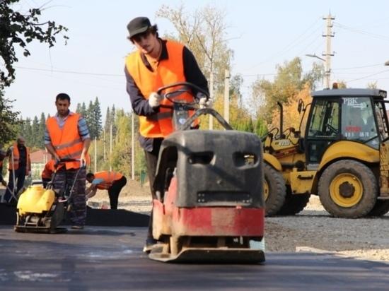 На Большой Воробьевской в Иванове идут работы по прокладке ливневой канализации