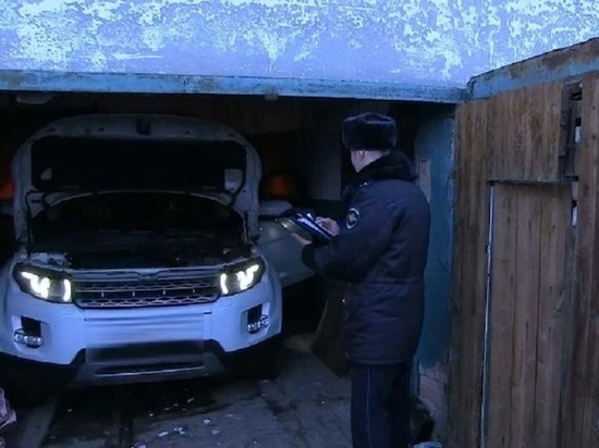 Житель Екатеринбурга обвиняется в угоне дорогих иномарок