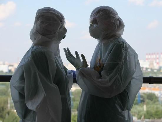 В Москве за сутки 1792 человека заразились коронавирусом