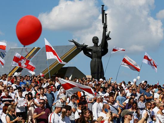 Протест породил плеяду «народных героев»