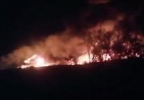 Момент крушения Ан-26 под Харьковом попал на видео