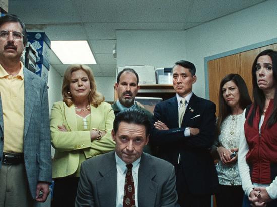 Картина о директоре школы, укравшем миллионы, отмечена престижной премией в номинации «Лучший телефильм»