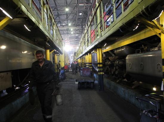 Скорость ремонта локомотивов в Чите увеличится почти в 2,5 раза