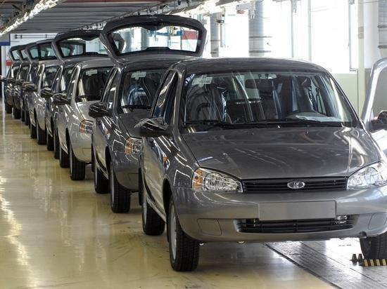На Украине начали продавать автомобили LADA