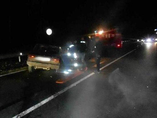 По вине пьяного водителя погиб его пассажир