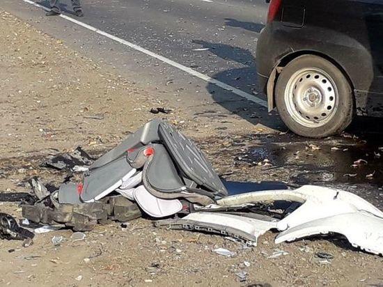 Трагическое ДТП под Рязанью: погибли двое детей и двое взрослых
