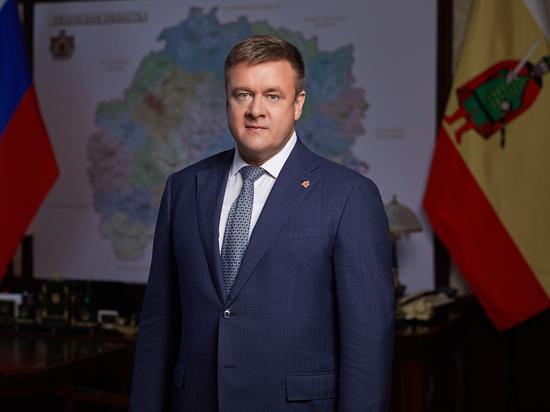 Любимов поздравил Рязанскую область с Днем рождения